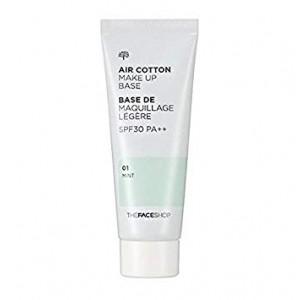Air Cotton Makeup Base SPF30/PA++_#01 Mint