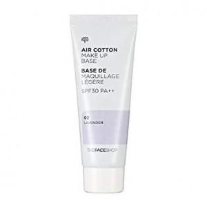 Air Cotton Makeup Base SPF30/PA++_#02 Lavender