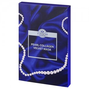 Pearl Collagen Velvet Mask