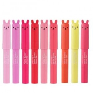 Petit Bunny Gloss Bars #07 neon orange