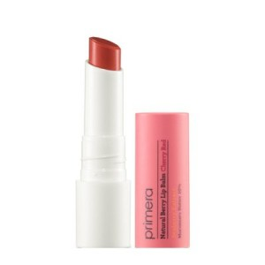 Natural Berry Lip Balm_Cherry Red