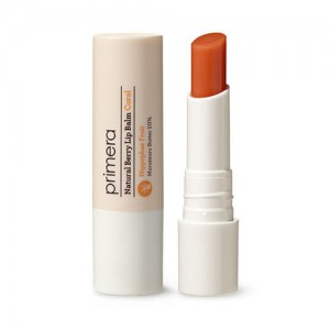 Natural Berry Lip Balm_Coral