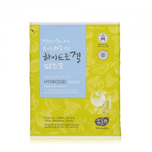 Organic Fruits Hydrogel Mask