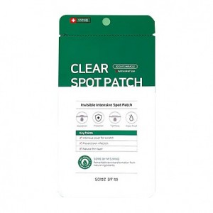CLEAR SPOT PATCH (18pcs)