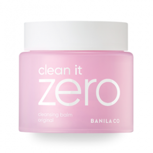 Clean It Zero Cleansing Balm_Original 180ml