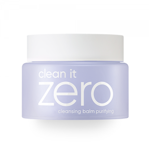 Clean It Zero Cleansing Balm_Purifying