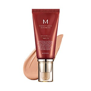 M Perfect Cover BB Cream SPF42/PA+++_No.23