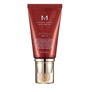 M Perfect Cover BB Cream SPF42/PA+++_No.21