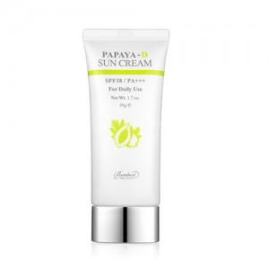 Papaya-D Sun Cream SPF38 PA+++