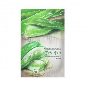Real Nature Mask Sheet_Aloe