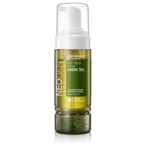 Real fresh foam cleanser Green tea