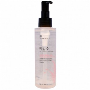 Rice Water Bright Light Cleansing Oil