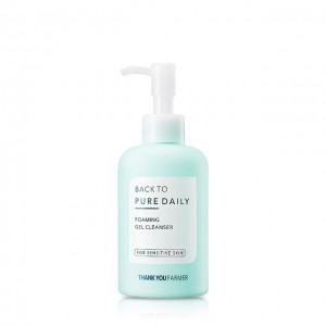 Back To Pure Daily Foaming Gel Cleanser