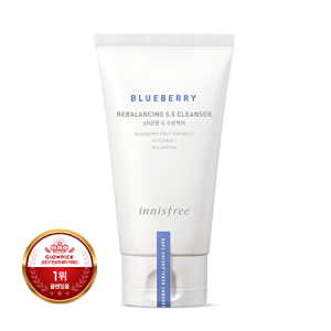 super food Blueberry Rebalancing 5.5 Cleanser