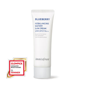 super food Blueberry Rebalancing Watery Sun Cream