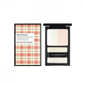 Check Velvet Pore Pact