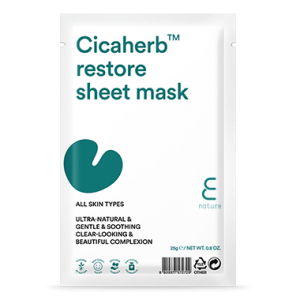 Cicaherb™ restore sheet mask