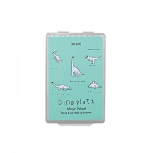 Dinoplatz Magic Wand Lip & Eye Make Up Remover
