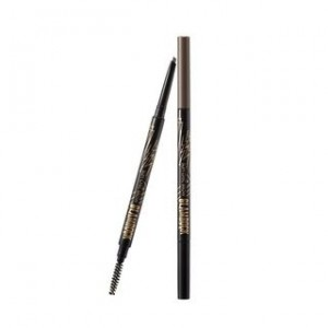 Glam Rock Slim Chic Brow_Natural Brown