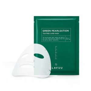 Green Pearlsation Teatree Care Mask