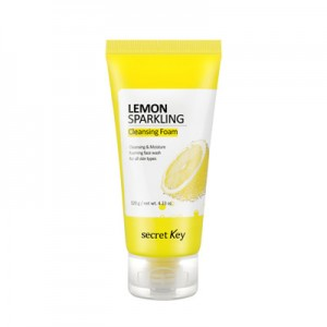 Lemon Sparkling Cleansing Foam