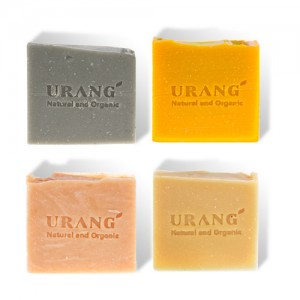 Organic Handmade Soap 4 Set