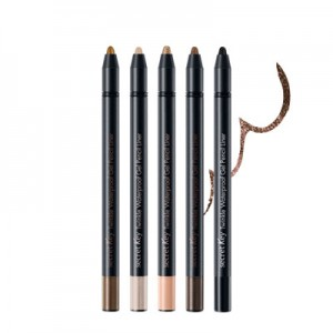 Twinkle Waterproof Gel Pencil Liner_Golden Khaki